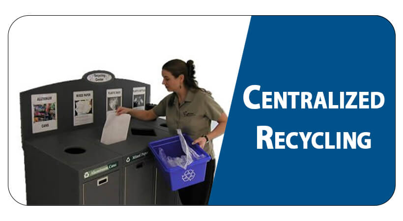 Save money with Centralized recycling program-820x450