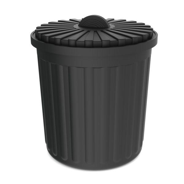 Mini Bin Black