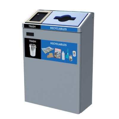 TMF35-2-Metal Recycling Container