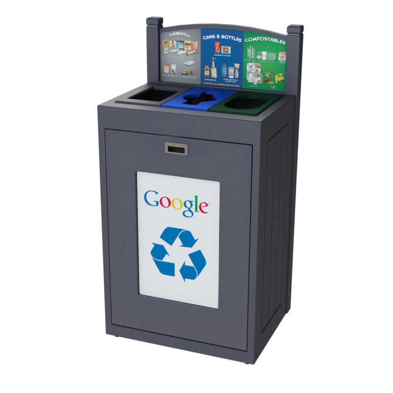 how to get recyling bins in orillia