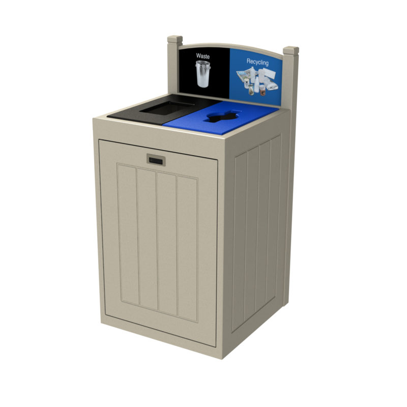 Image Result For Commercial Recycling Bins