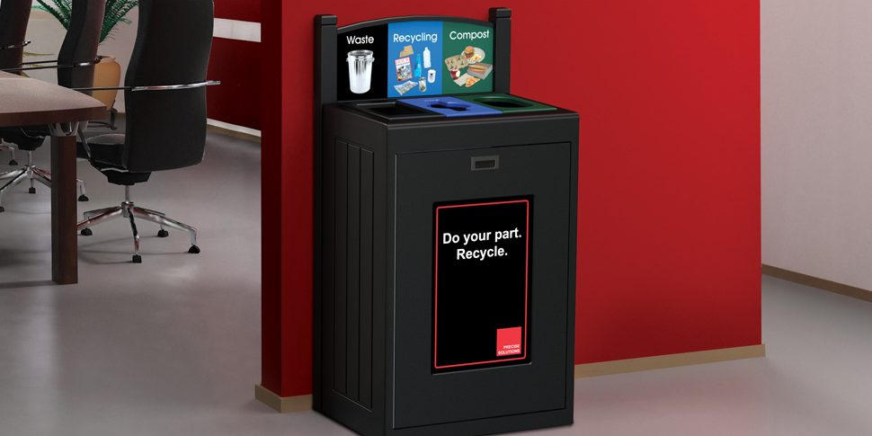 High-End-Recycling-Container