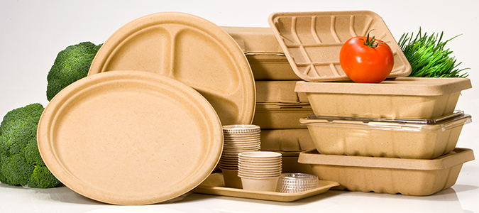 Compostable Plates, Compost plates, Compost Bin