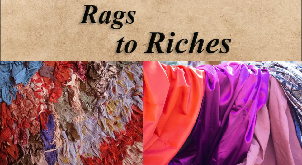 Product Image- Rags to Riches