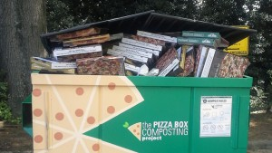 NCSU Pizza Box collection