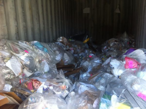Waste Audit, Recycling, Waste Diversion