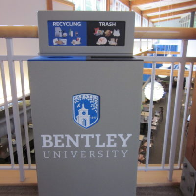 school recycling program