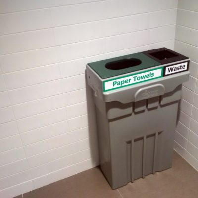 Zero Waste, Top Office Recycling,Commercial Recycling Container, High traffic recycling