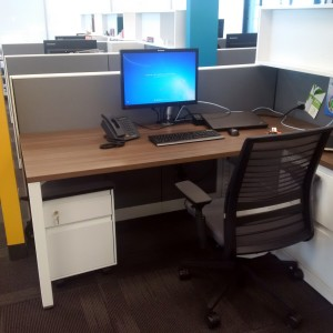 Black & McDonald, Zero Waste, Desk-side Recycling, Recycling Container, Office REcycling