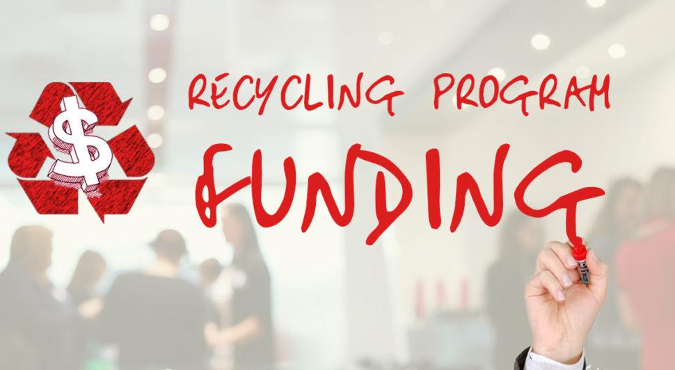 Recycling Program Funding