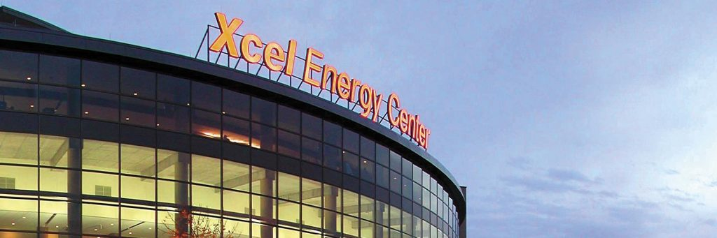 Xcel Energy Stadium Cover, Stadium recycling, arena recycling case study
