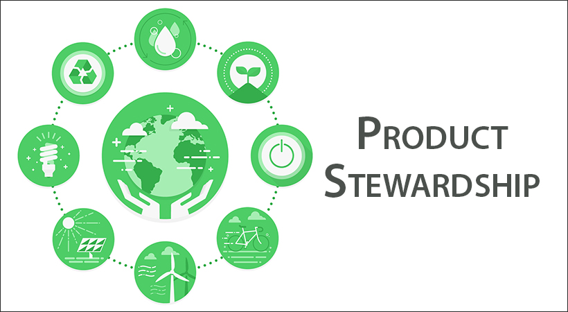 Product stewardship – recycling's little helper Cover 820x450