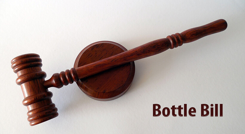 The Invisible War of Bottle Bill Legislation Cover