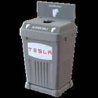 Flex E™ Bin  for Tesla Gloves