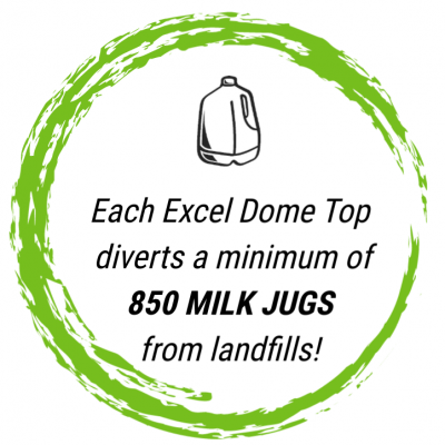 excel dome top