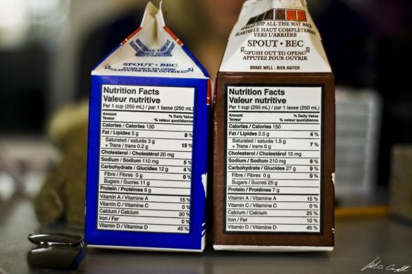 milk cartons and tetra boxes cannot be recycled