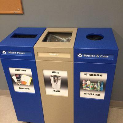 Sick Kids Hospital recycling