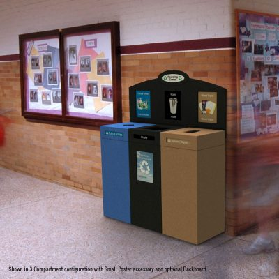 school recycling program
