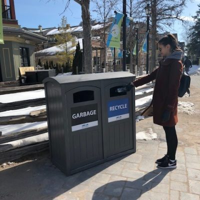 ecofriendly recycling