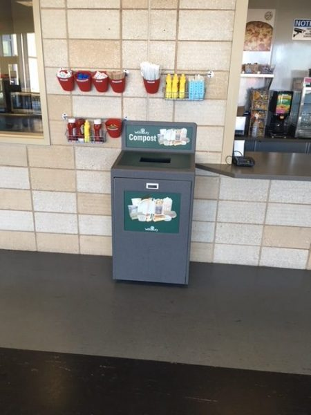hospital recycling program
