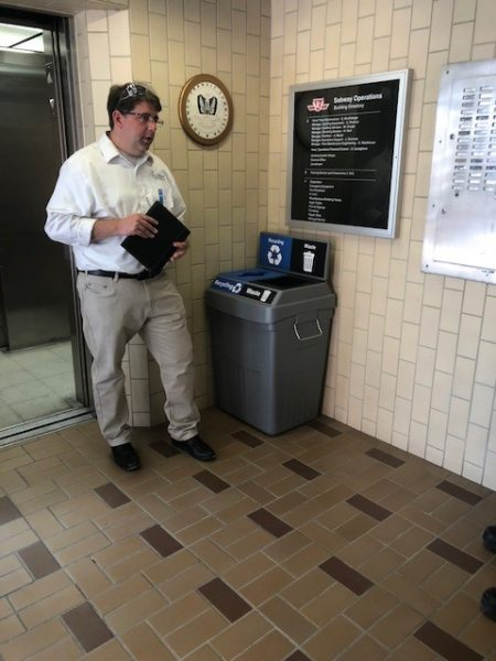 facility recycling program