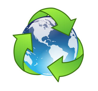 recycling grants, recycle, sustainability, graphics