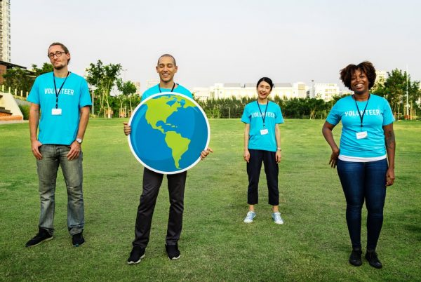 green team, communications, involvement, better for the planet