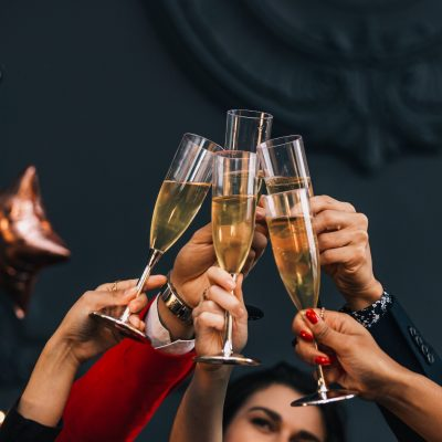 new years, formal toast, resolutions