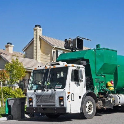 waste hauling, recycling program