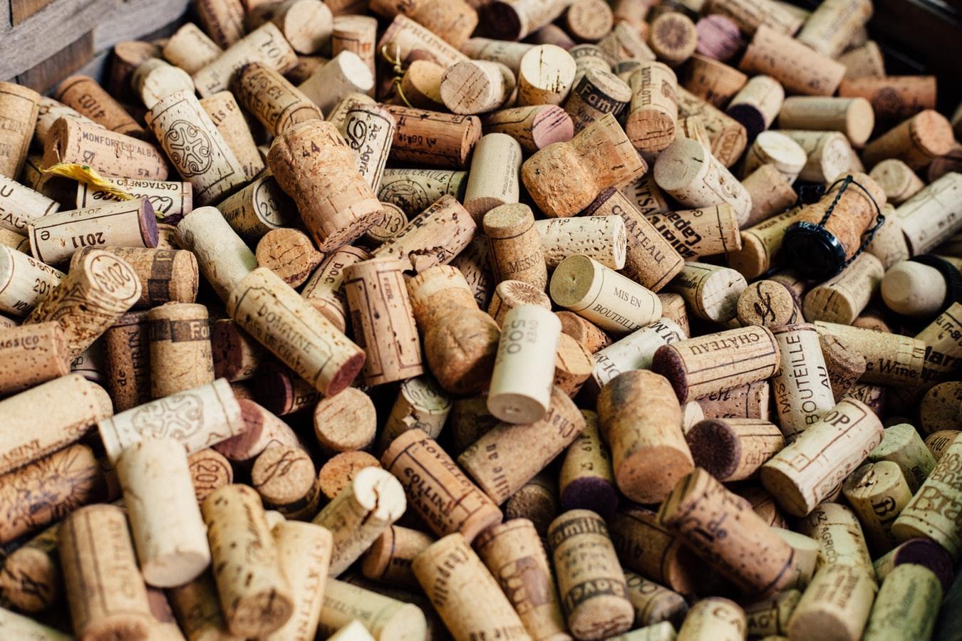 cork, do not compost