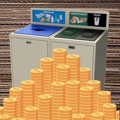 recylce for money trash for cash