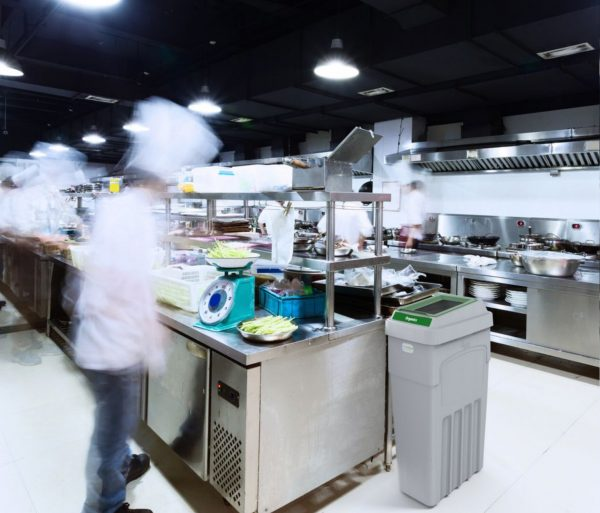 commercial recycling solutions for small kitchens