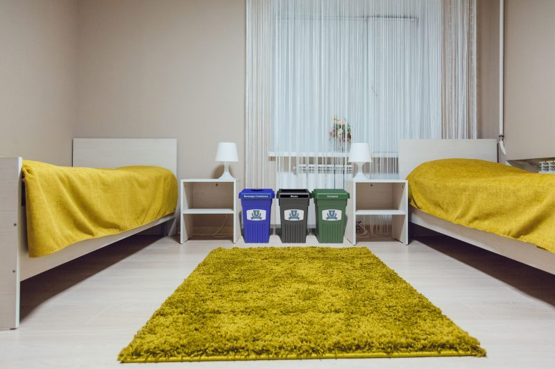 recycling solutions for small spaces