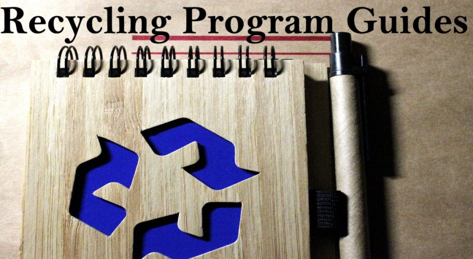 recycling program guides