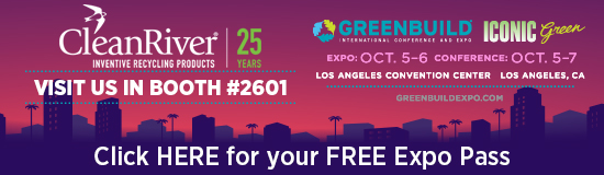 GB16 CleanRiver Expo Pass, Recycling Solutions